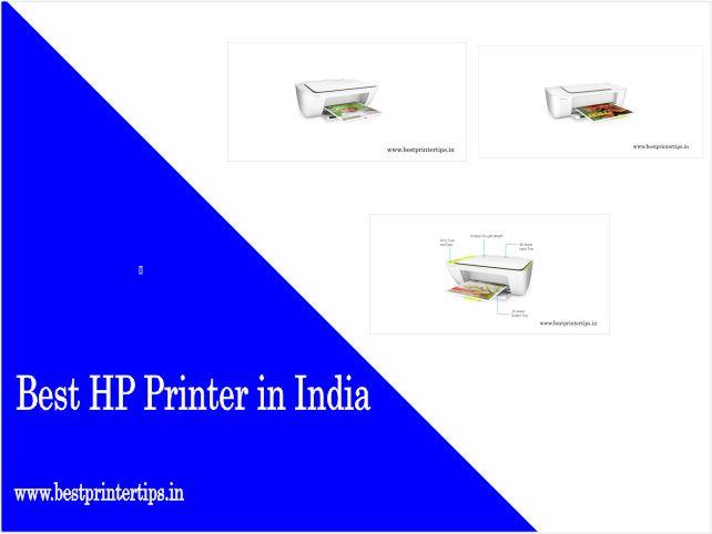 Top 10 Best HP Printer In India