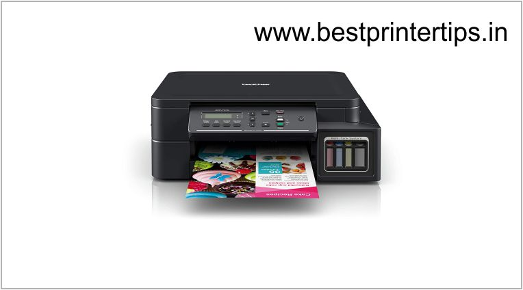 Brother DCP-T310 Printer Driver Latest Download