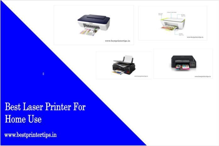 Best Laser Printer For Home Use in India