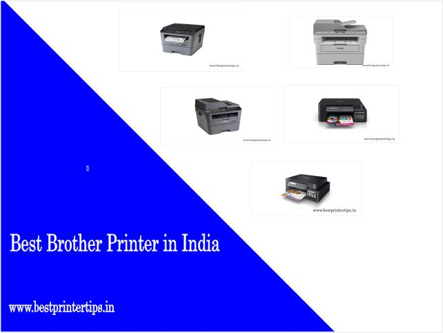 Top 10 Best Brother Printer in India