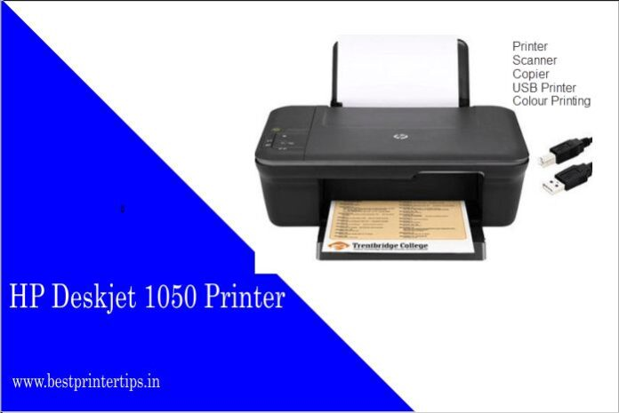 HP Deskjet 1050 Driver Download Windows 10 64 bit
