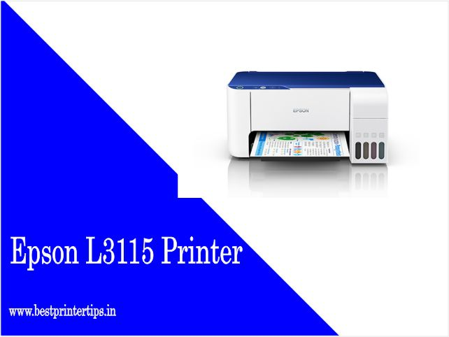 Epson L3115 Printer Driver Download