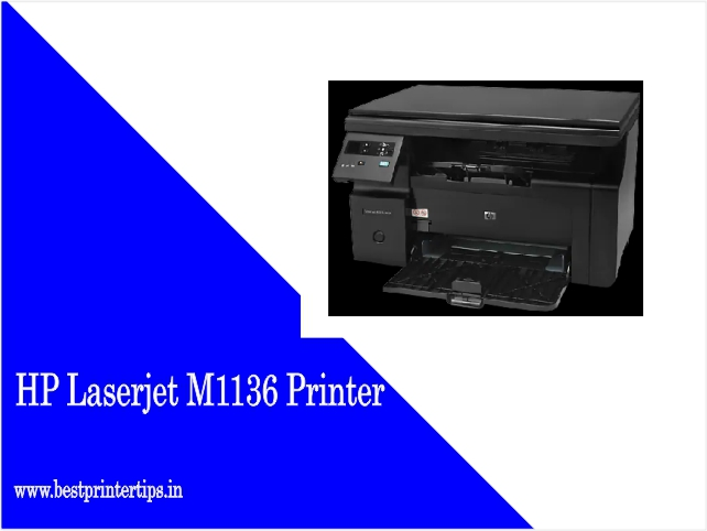 HP Laserjet M1136 MFP Driver Download