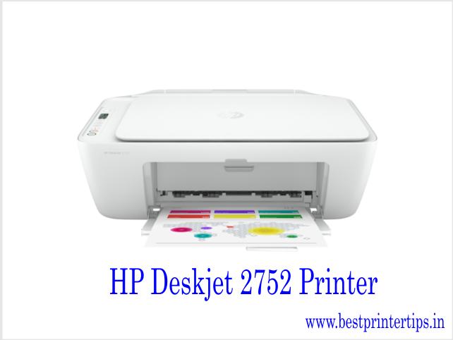 HP Deskjet 2752 Driver Download - [Latest Updated Drivers]