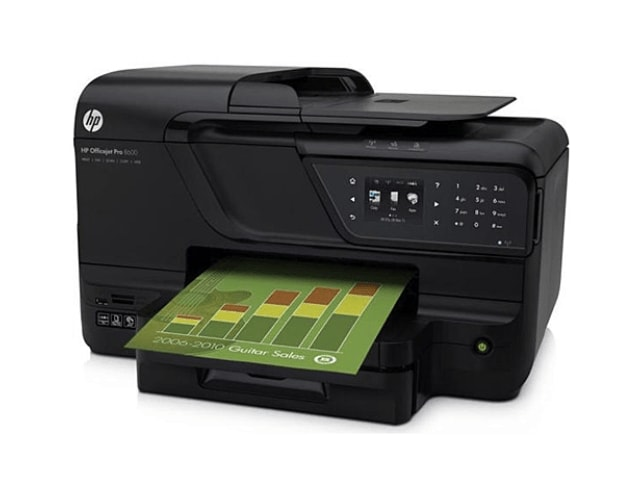 HP Officejet Pro 8600 Driver Download For Windows 10-8-7
